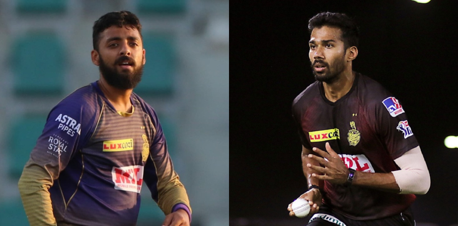 Sandeep Warrier & Varun Chakravarthy from KKR test positive for COVID-19