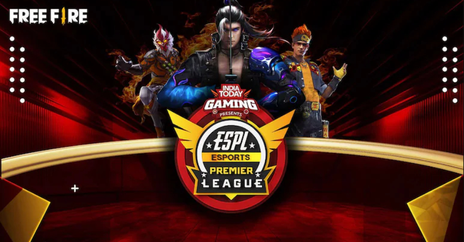 ESPL 2021: A Free Fire Tournament by India Today Gaming