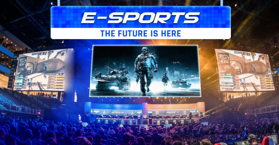 Esports Takes Centre Stage As Live Sports Put On Back Burner