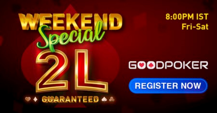Weekend Special promotion