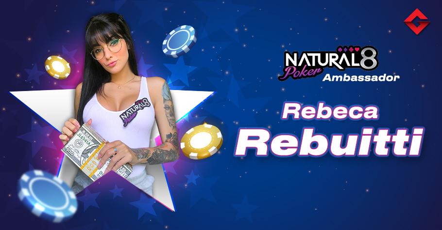 Natural8's Rebecca Rebuitti