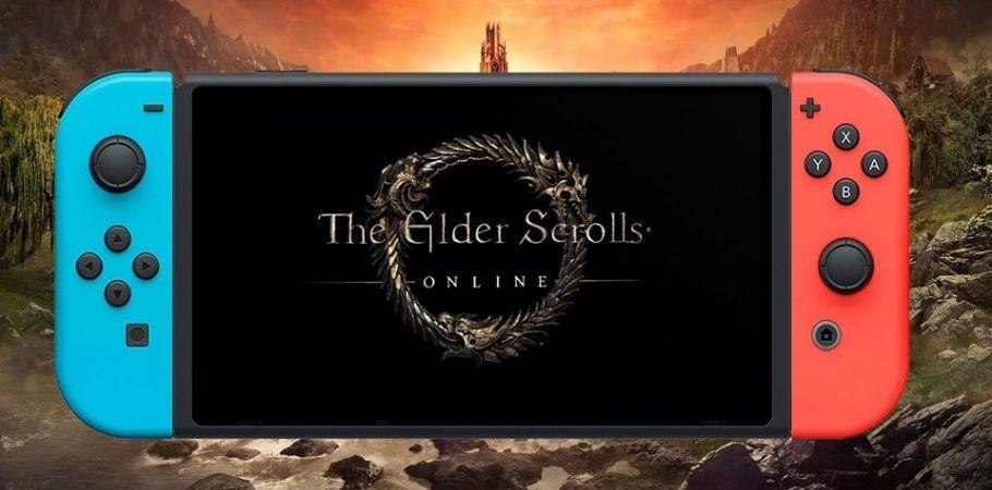 Elder Scrolls Online Can Run On Nintendo Switch Through Mods