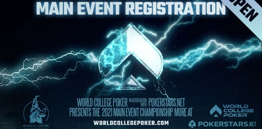 World College Poker Unites with PokerStars For 2021 Championship ME