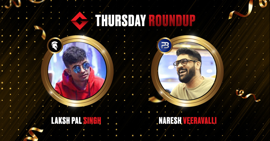 Thursday Round Up: Laksh Pal Singh & Naresh Veeravalli Took Truckloads Of Money Home