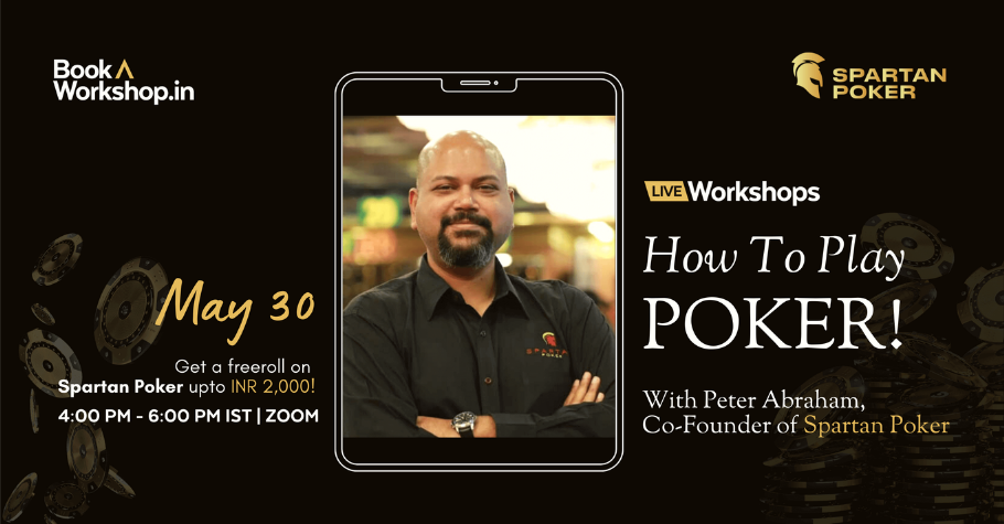 Learn How To Play Poker With Peter Abraham