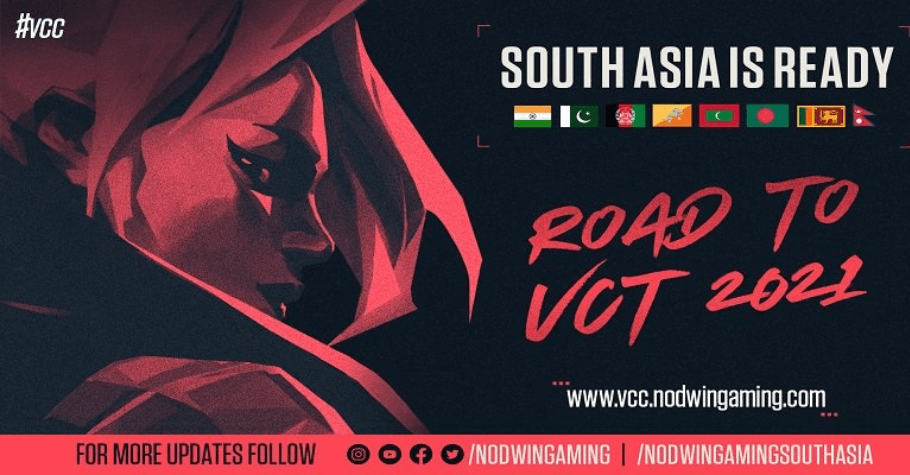 NODWIN Gaming Partners With Riot Games To Host Qualifiers For VCT 2021