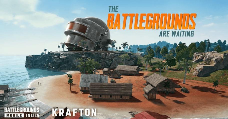 Battlegrounds Mobile Will Feature Erangel Map With A Twist