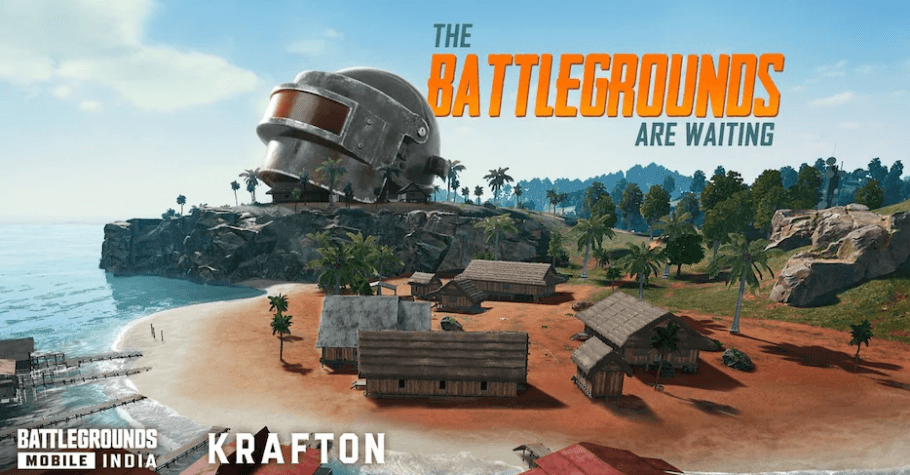 Krafton Says Battlegrounds Mobile India Is NOT PUBG Mobile