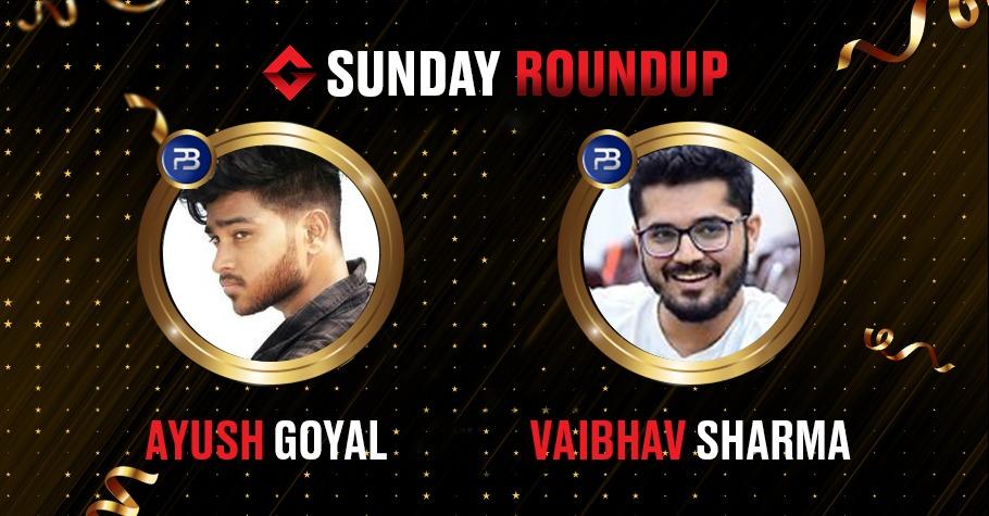 Sunday Round Up: Ayush Goyal & Vaibhav Sharma Nail Flagship Tournaments With Full Vigour