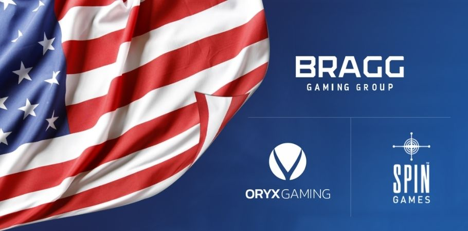Bragg Gaming To Acquire Spin Games, Aims For Expansion In The US