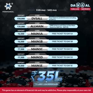 Dangal Value Series