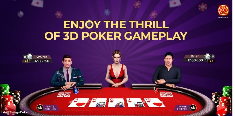 Octro Inc. To Launch Online Poker Game Octro Poker Worldwide