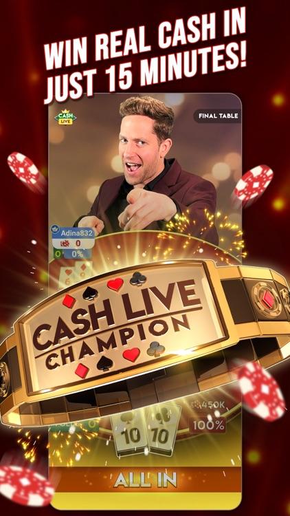 Cash Live Poker App To Live Streamed Tournaments