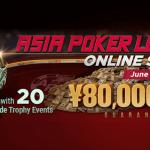 Asia Poker League Online Series
