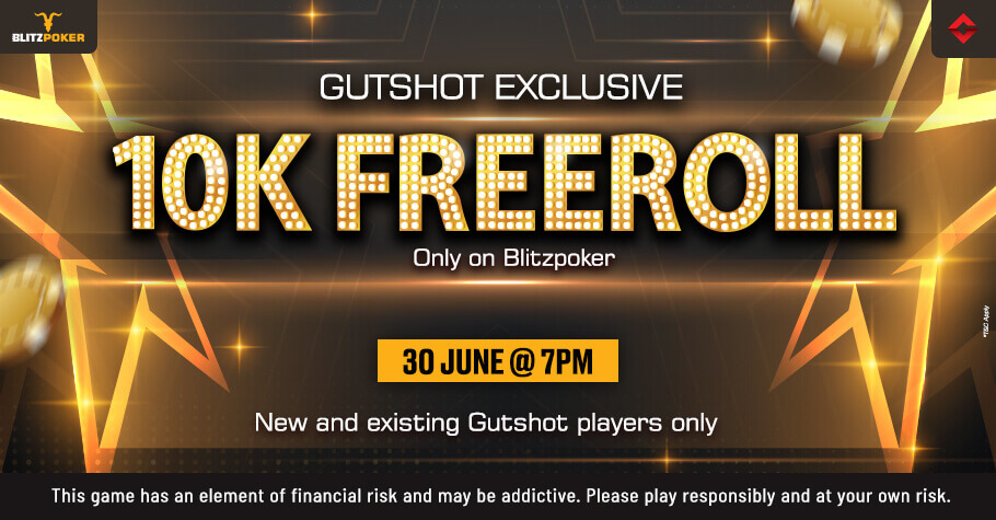Sign Up On BlitzPoker