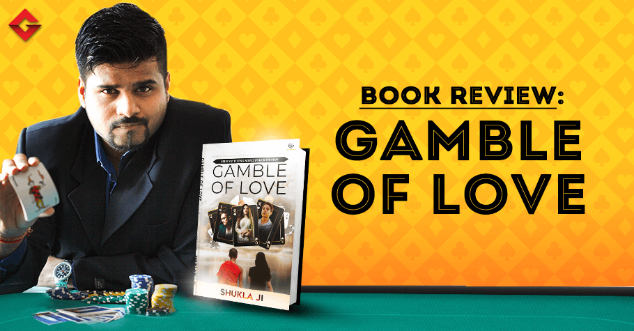 Shuklaji's Gamble of Love is Now Available in Stores!