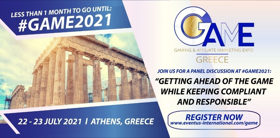Law firm Tal Ron, Drihem & Co. to host a session at Eventus GAME Greece 2021