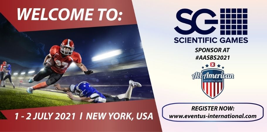 Eventus International Welcomes Scientific Games to the All American Sports Betting Summit as Sponsor