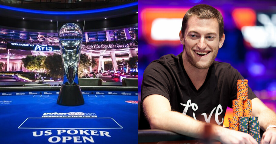 Joey Weissman Is The New US Poker Open Champion