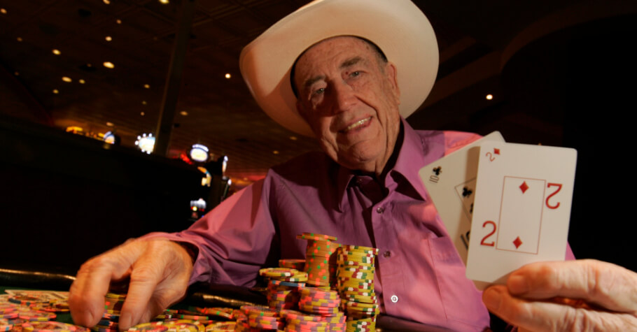 Doyle Brunson To Return To WSOP 2021 For A Few Select Tournaments