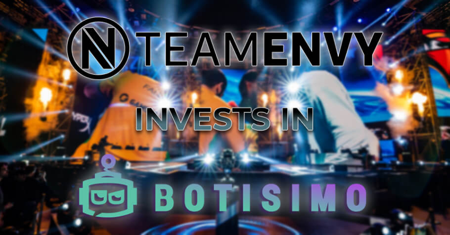 Envy Gaming To Form Alliance With Streamer Tool Provider Botisimo