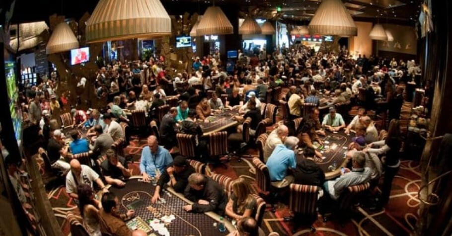 Best Live Poker Tournaments To Play In Las Vegas This June