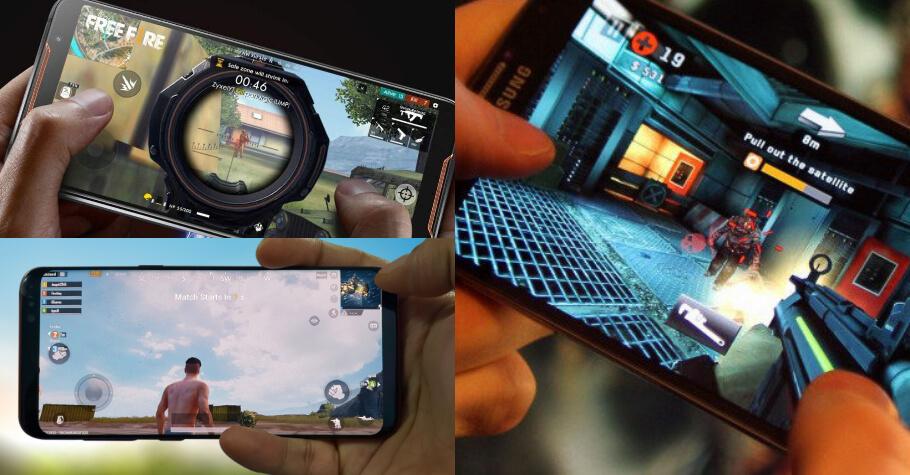 Top 5 Gaming Phones To Buy In June 2021