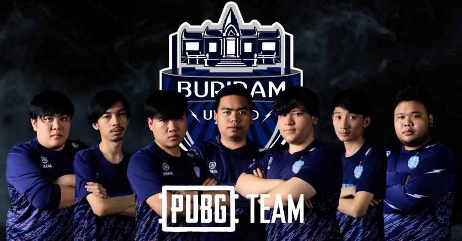 Buriram United Announces PUBG Mobile Roaster; Brings Pachachai Han On Board