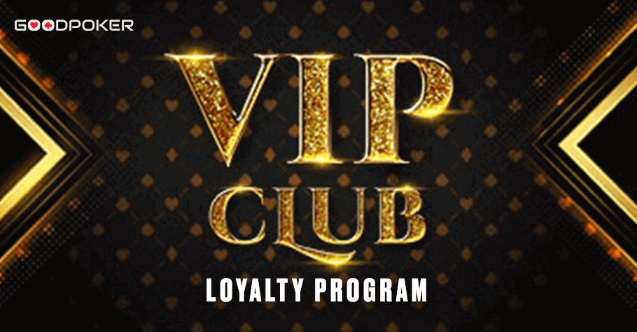 GoodPoker's VIP Club