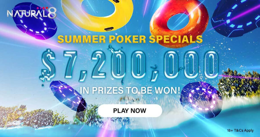 $7.2 Million In Giveaways Only On Natural8