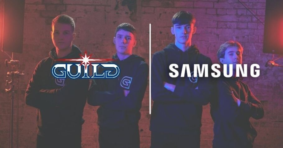 Guild Esports Signs Sponsorship Deal With Samsung