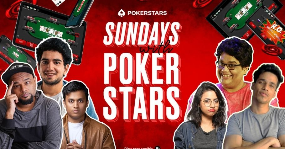 'Sundays With PokerStars' By Tanmay Bhat Is A BlockBuster Hit