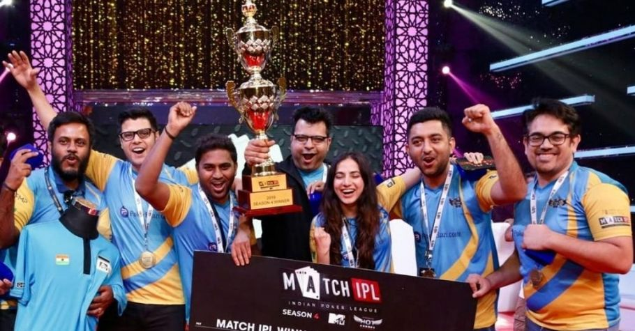 Indian National Match Poker Team Wins The Nations Cup Qualifier