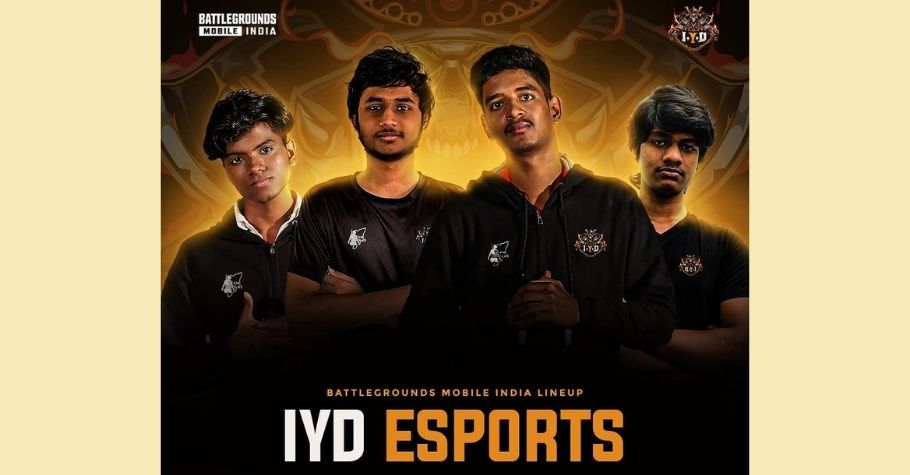 Battlegrounds Mobile India Roster Of Team Tamilas Acquired By IYD Esports
