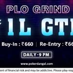 PokerDangal's Daily PLO Tournaments Will Make You Rich