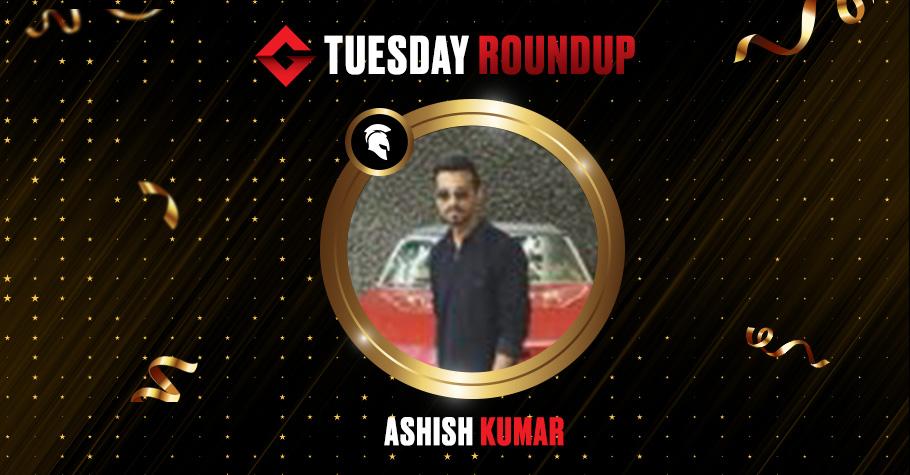 Tuesday Round-Up: Ashish Kumar Among Others Impressively Nailed Tourneys