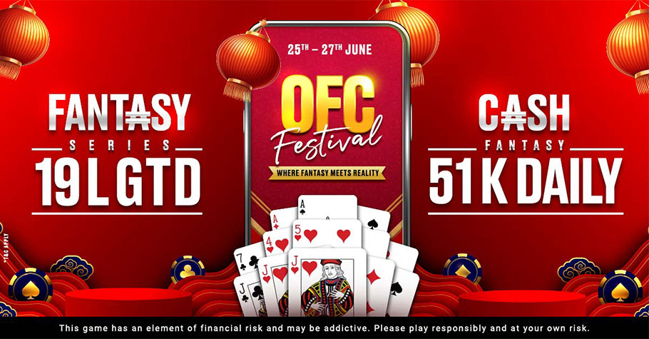 Spartan Poker's OFC Festival Offers A Jaw-Dropping Guarantee Of ₹19 Lakh