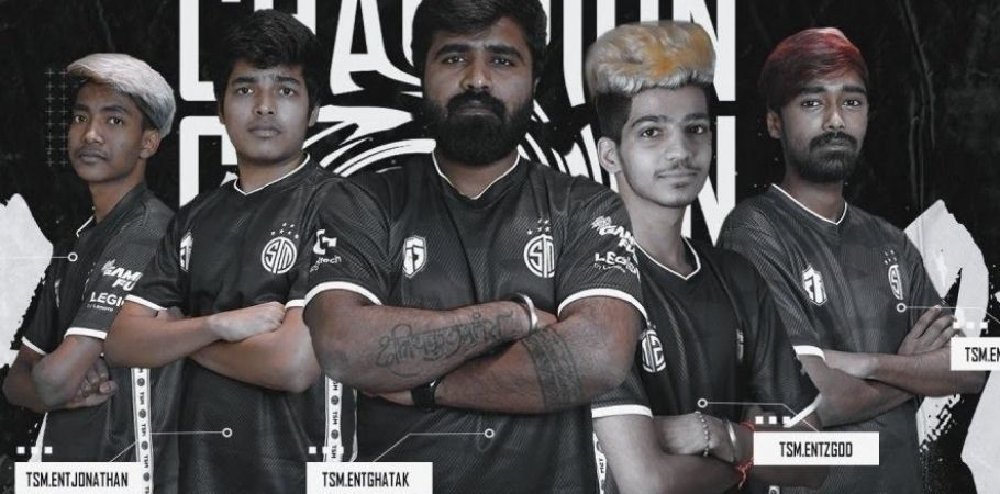 TSM Likely To Sign Former Stalwarts Battlegrounds Mobile India Roster