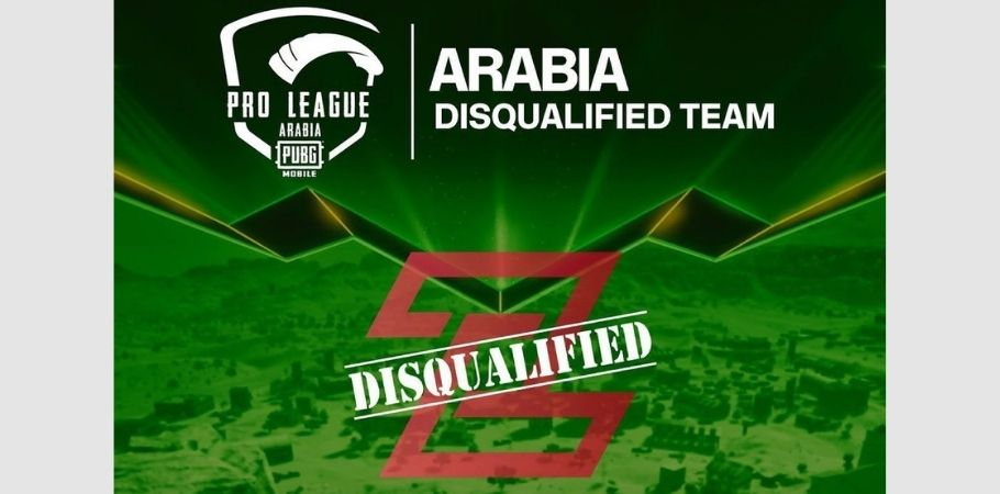Zombies Esports Disqualified From PUBG Mobile Pro League Arabia Season One