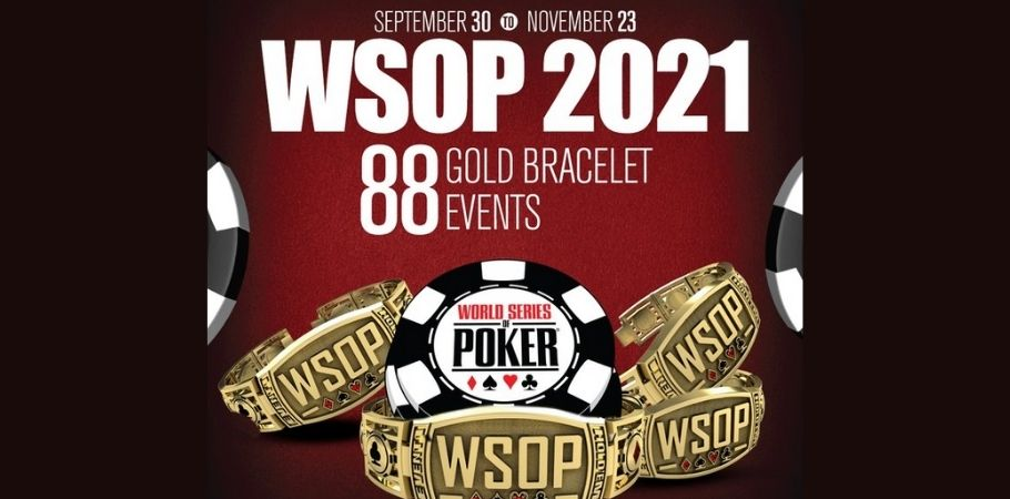 Proof of COVID-19 Vaccination Required For Participating In 2021 WSOP Events