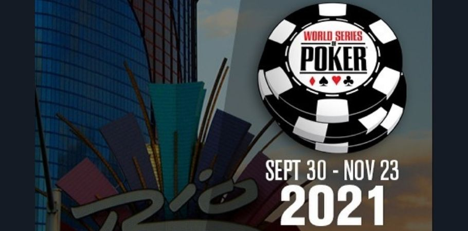 WSOP 2021: Opening Day Schedule Revealed