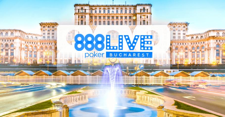 888poker All Set To Restart Its Live Poker Events In Bucharest