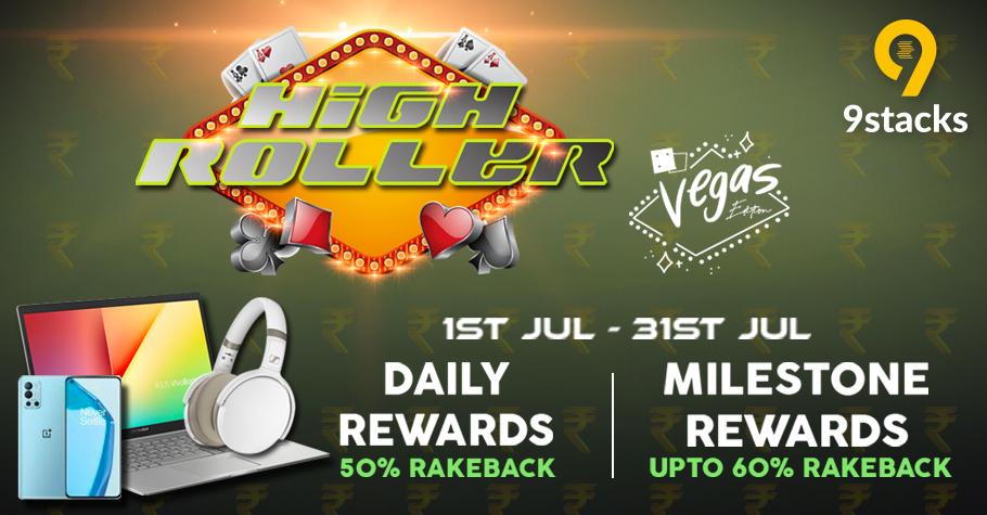 HighRoller Vegas Edition By 9stacks
