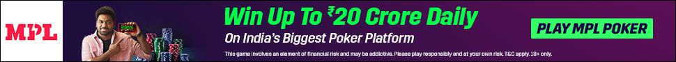 MPL Play Poker