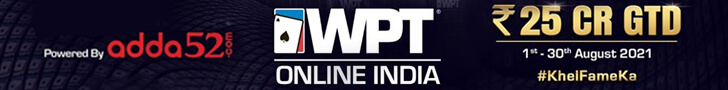 WPT Is Back On Adda52 With Some Unparalleled Poker Offers