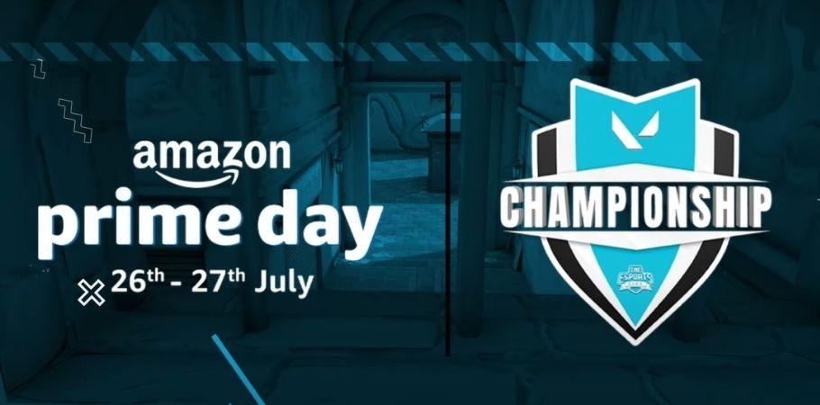 Amazon India To Host Amazon Prime Day Valorant Championship
