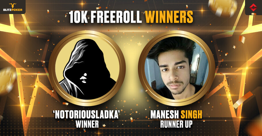 Winning A Freeroll Is Momentous As It Adds To My Learning Curve: Manesh Singh