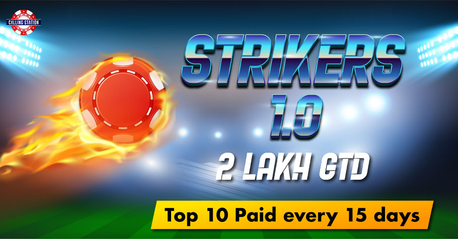 Calling Station's July Strikers 1.0 Promotion Assures ₹2 Lakh Guarantee