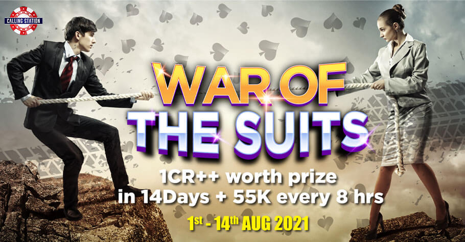 Calling Station's War Of The Suits Offers Prizes Worth 1+ Crore & A Lot More