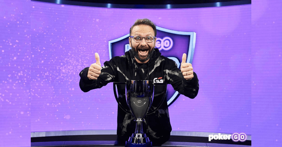 Daniel Negreanu Overcomes Dry Spell; Ships First Title In Eight Years
